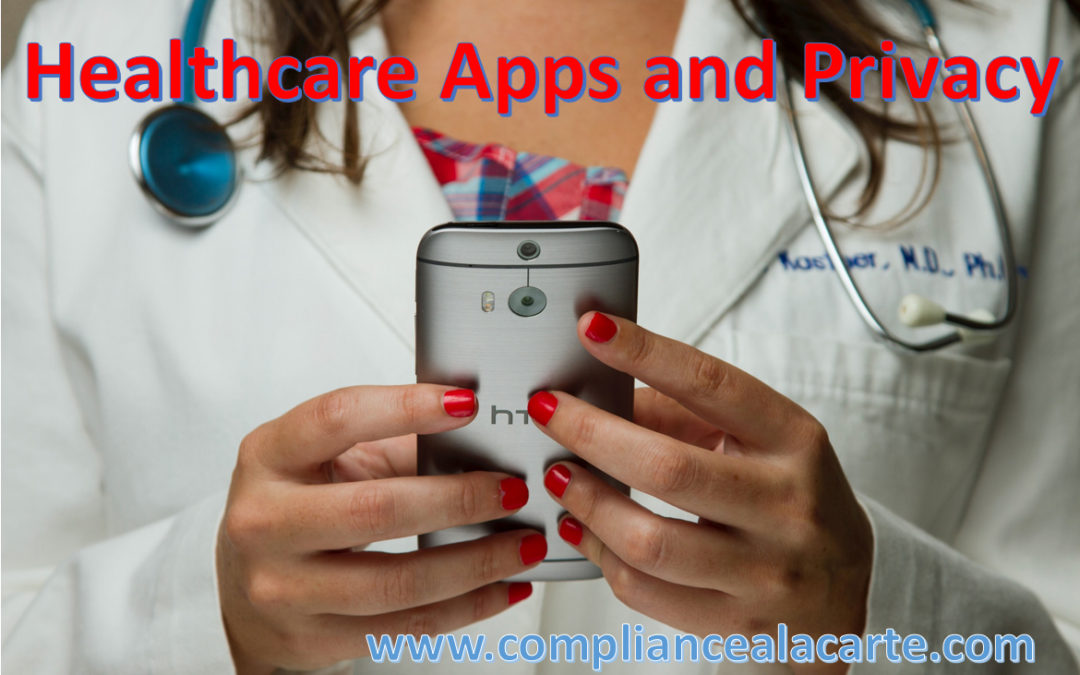 Healthcare Apps and Data Privacy/Security Risks